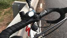 Silva Cross Trail 3: La adaptabilidad del Silva Cross Trail 3 al manillar de la bicicleta es perfecta