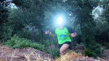 Silva Cross Trail 3: Con los últimos rayos de sol toca encender el frontal