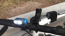 Silva Cross Trail 3: El modo flash del Silva Cross Trail 3 es de gran ayuda para ganar visibilidad en la carretera
