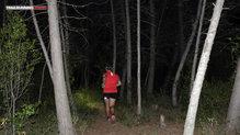 Silva Cross Trail 3: La autonomía del frontal nos permite correr 12 horas con 200 w de potencia