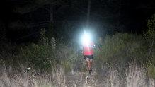 Silva Cross Trail 3: El frontal Silva Cross Trail 3 te ofrece visibilidad desde lejos