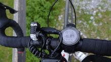 Suunto 9: En el manillar de la bici, se nos ha acoplado a la perfección