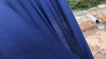 Ternua Lite: Ternua Lite: detalle de la translucidez del tejido