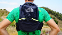 Frontal de Mochilas: The North Face - Flight Series Race MT 7