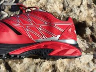 The North Face Ultra Equity GTX: El control de pronación se hace patente.