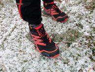 The North Face Ultra MT GTX: Primeras salidas bajo las primeras nieves