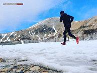 The North Face Ultra MT GTX: La suela Vibram aguanta bien las nieves bajas