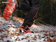 The North Face Ultra MT GTX: Disfrutando de los trails nevados