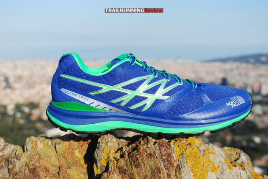 zapatillas trail the north face hombre