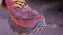 Topo Athletic MTN Racer: Están muy bien protegidas las punteras de las Topo Athletic MTN Race