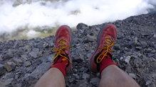 Topo Athletic MTN Racer: En terreno con roca suelta le falta estabilidad