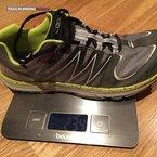 Topo Athletic MT: Las Topo Athletic Trail MT tienen un peso muy competitivo