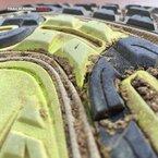 Topo Athletic MT: La suela de las Trail MT ha demostrado una más que aceptable resistencia al desgaste.