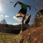 Topo Athletic MT: Sobre roca seca su adherencia es más que correcta.