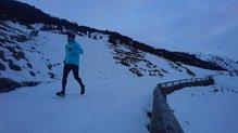 Topo Athletic Runventure 2: Topo Athletic Runventure 2, en nieve.