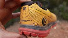 Topo Athletic Terraventure 2: Al tener un drop de 3mm, el corredor debe acostumbrarse a correr con ellas.