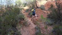 Topo Athletic Terraventure 2: La mayoría de entrenamientos han sido en distancias de hasta 20 kilómetros