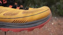 Topo Athletic Terraventure 2: La mediasuela aguanta muy bien como el paso de los kilómetros