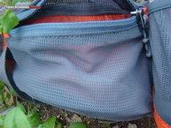 TrangoWorld Deron 10: Bolsillos exteriores microagujereados no impermeables