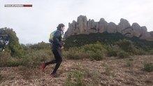 TrangoWorld Kuhan: TRANGOWORLD KUHAN En Montserrat, con viento