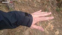 TrangoWorld Kuhan: TRANGOWORLD KUHAN Mangas ajustables con velcro y solapa cubriendo mayor área de la mano