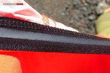 TrangoWorld Qogir: Detalle de la silicona en la cintura