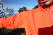 TrangoWorld Qogir: La costura con reflectante genera tiranteces