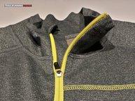 TrangoWorld TRX2 Wool: detalle de la cremallera. Cuenta con una amplia solapa para evitarnos cualquier roce