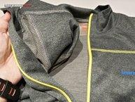 TrangoWorld TRX2 Wool: detalle de la cara interna de la hombrera