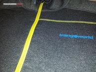 TrangoWorld TRX2 Wool: detalle de la parte externa de la prenda