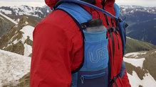 Ultimate Direction Adventure Vest 4.0: El softflask encaja a la perfección en su bolsillo