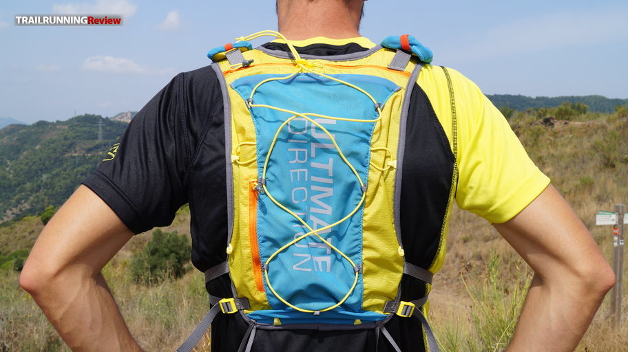 Review Ultimate Direction - North Vest