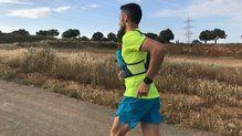 Ultimate Direction Race Vest 4.0: Ultimate Direction Race Vest 4.0  comportamiento en carrera excelente