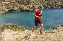Ultimate Direction TO Race Vest 3.0: EL Ultimate Direction TO Race Vest 3.0 en Cap de Creus: Foto: Guillem Casanova