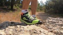 VJ Sport MAXx: El rockplate de las VJ Sport MAXx nos protege las plantas de los pies de salientes.