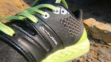 VJ Sport MAXx: El Fitlock de las VJ Sport MAXx permiten que el puente del pie permanezca en su sitio.