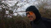 Wong Cam: Aunque la capucha de la Wong Sudadera Ligera Cam no queda demasiado bien puesta, protegerá del frío.