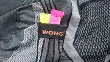 Wong Malla Corta: Mallas cortas Wong: geles y barritas