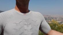 X-Bionic Effektor 4.0 Run Shirt: La X-Bionic Effektor 4.0 Run Shirt colapsa más allá de los 30ºC.