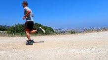 X-Bionic Effektor 4.0 Run Shirt: X-Bionic Effektor 4.0 Run Shirt, probando la gestión del calor.