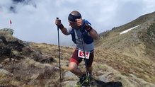 X-Bionic Effektor 4.0 Run Shorts:  X-Bionic Effektor 4.0 Run Shorts en alta montaña.