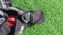 X-Bionic Effektor Power Pants: X-Bionic Effektor Power Pants bolsillo, poco más cabe que 1 llave