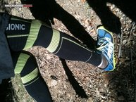 X-Bionic Effektor Running Power Pants:
