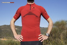Frontal de Camisetas: X-Bionic - Effektor Trail Running Powershirt