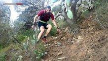 X-Bionic Effektor Trail Running Powershirt: X-Bionic Effektor Trail Running Powershirt hay que ir con cuidado con los enganches con plantas