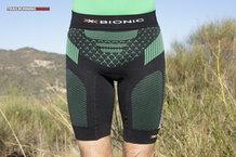 Frontal de Pantalones cortos: X-Bionic - TWYCE Running Pants