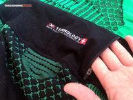 X-Bionic TWYCE Running Pants: X-Bionic TWYCE Evo Pant: bolsillo muy grande