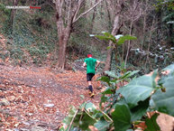 X-Bionic TWYCE Running Pants: X-Bionic TWYCE Evo Pant: corriendo por el Montseny