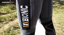X-Bionic The Trick Running Pants 3/4: X-Bionic Technology