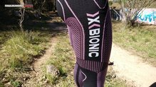 X-Bionic The Trick Running Pants Long W: fibras X-Bionic The Trick Running Pants Long  intactas